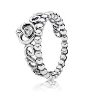 Silver pandora ring in box Barrie, L4M 7P5
