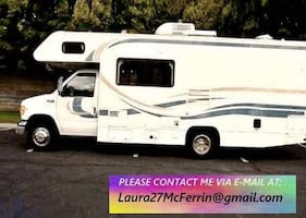 runs great and ready to work.. 2002 Fleetwood Tioga RV   ()*&^%#@ t4wef