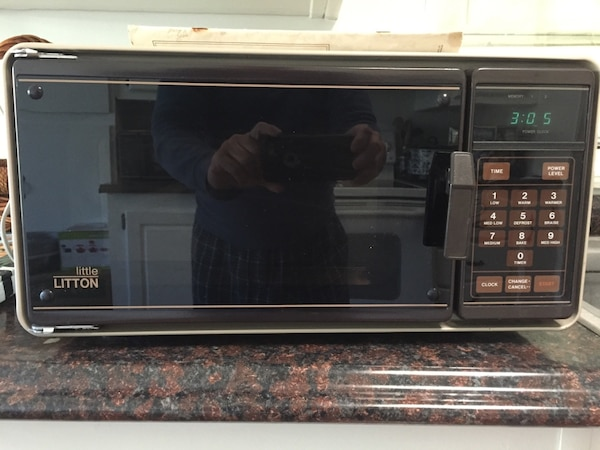 Used Little Litton Microwave Oven For In Flagler Beach