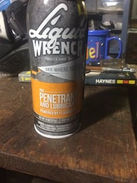 LIQUID WRENCH WITH FLASHLIGHT  Middletown, 21769