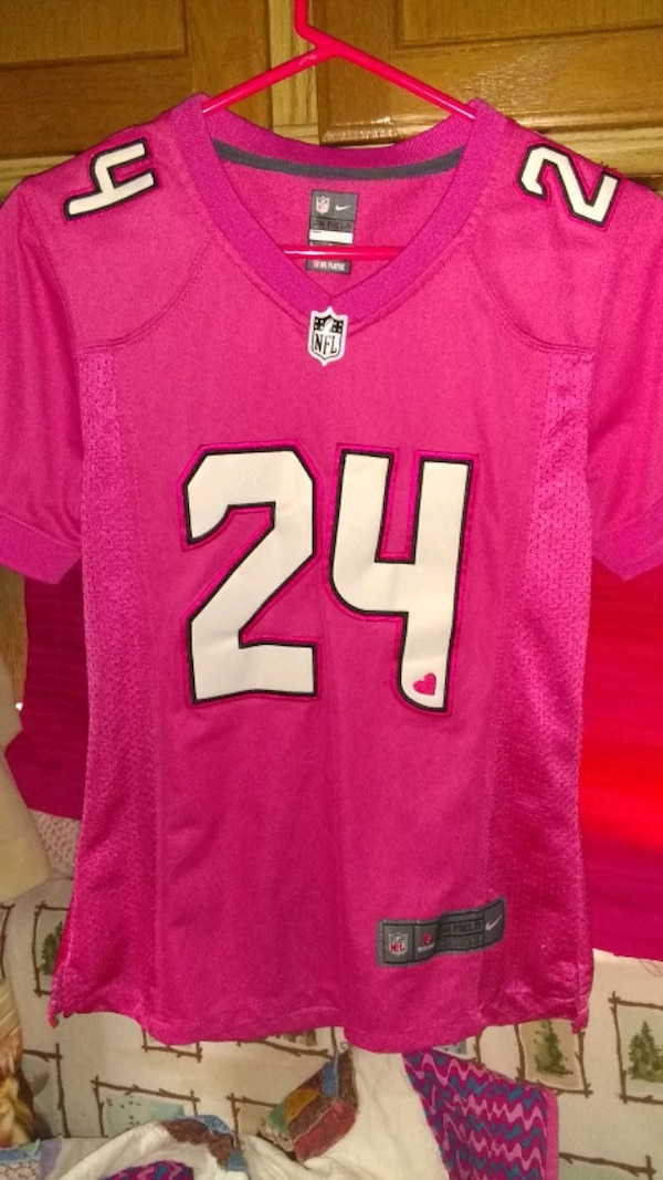 bb9dd3714c9 Used Seahawks Pink Jersey. for sale in Marysville - letgo