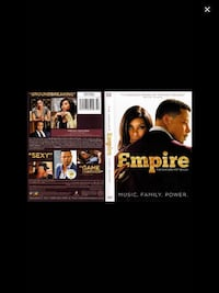 Empire seasons 1-3. Calgary, T3G 4E1