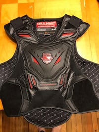 Icon motorcycle armor vest Knoxville, 37920