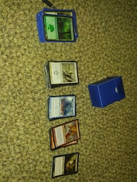225 magic the gathering cards  Cambridge, N3C 4J5