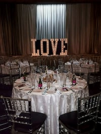 Decor Packages  For All Events $250 Vaughan