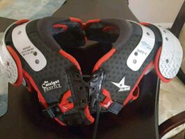 Football pads youth