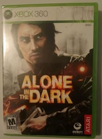 Brand New Xbox 360 Alone In The Dark Video Game  Troy, 12180