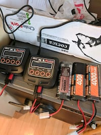 Two smart chargers, batteries Lake Country, V4V 1N7