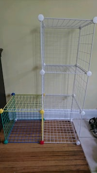 Cube Wire Rack
