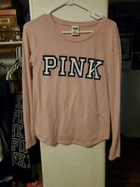 Victoria Secret Pink long sleeve tshirt
