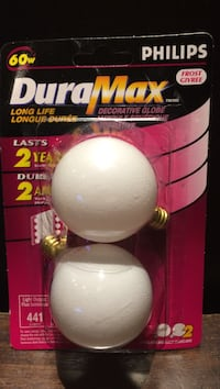 Philips DuraMax bulb pack Richmond Hill, L4B 2Z7