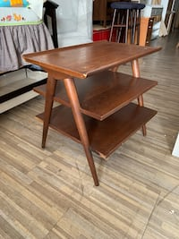 Wooden and table or coffee table