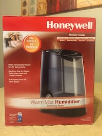 Honeywell Warm Mist Humidifier HWM705 Phoenix, 85004