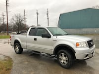 2008 Ford F-150 FX4 4x4 SuperCab 145-in Styleside Youngstown