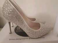 Wedding heels $80 new size 9 Guelph, N1E