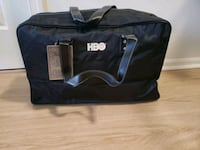 HBO Roots Leather Bag West New York, 07093