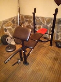 Weight bench Blacksburg, 29702
