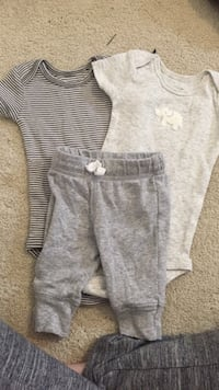 Baby outfit Nokesville, 20181