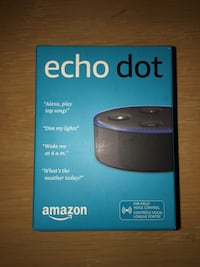 Amazon Echo Dot - Brand New - Never Used Vaughan, L4H