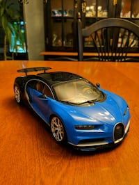 *Perfect condition* Openable 1:18 Bugatti Chiron