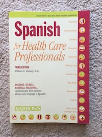 Spanish for Healthcare Practitioners Herndon, 20170