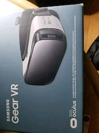 black and white Samsung Gear VR box Guelph, N1K 1L3