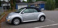 2004 vw bug convertible Coquitlam
