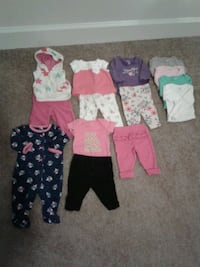 toddler's assorted clothes Lake Mary, 32746
