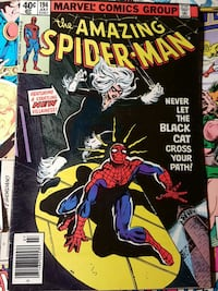 Vintage Comic Book Collection Westminster, 21157