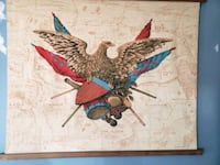 brown and blue eagle wall decor Dundalk, 21222