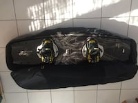 Wakeboard+Fixings+Bag Pont-Rouge, G3H 2C7