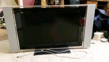 Large tv monitor display