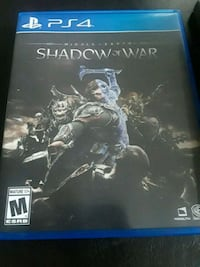 Shadow of War (PS4 - Preowned) Tampa, 33617
