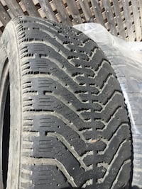 04 Tires  Good Year 205 65 R15 excellent condition Montréal, H4K 2R9
