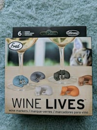 Cat wine markers Washington, 20009