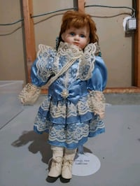 antique doll great condition Wichita