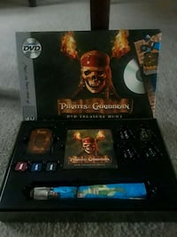 Dvd game pirates of the Caribbean  Clarksville