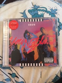 5 Seconds Of Summer Youngblood Album