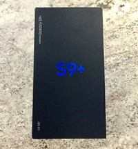 Black Samsung Galaxy S9 plus - 64GB Toronto, M3A