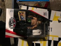 WWE ELITE SERIES 56 Samoa joe new in sealed package  Medford, 02155
