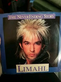 The Never Ending Story Limahl book Medford, 97501