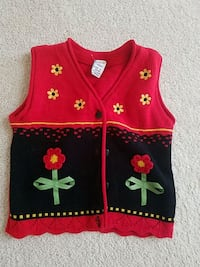Girls vest size 5 Macungie, 18062