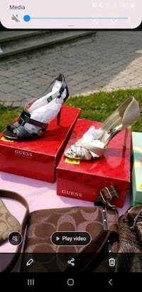 Guess shoes brand new 50 dollars each Vaughan, L4H 1P8