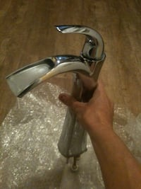 Almost new delta waterfall faucet  New York, 10012