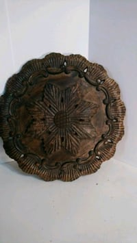 Wood carved Wall art 20 inches