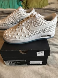 Nike Airforce 1 Elite White Chrome Dollard-des-Ormeaux, H9A 3J9