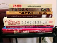 Cook books Henderson, 89052