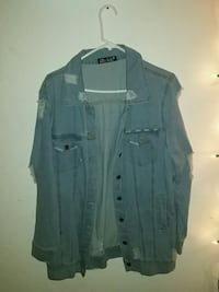 Classic aesthetic denim jacket  Las Vegas, 89119