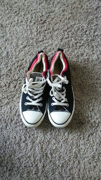 pair of black Converse All Star high-top sneakers Gulfport