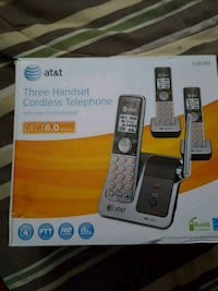 AT&T Three handset cordless telephone Fort Washington, 20744